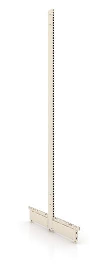 нога приставная для стеллажа